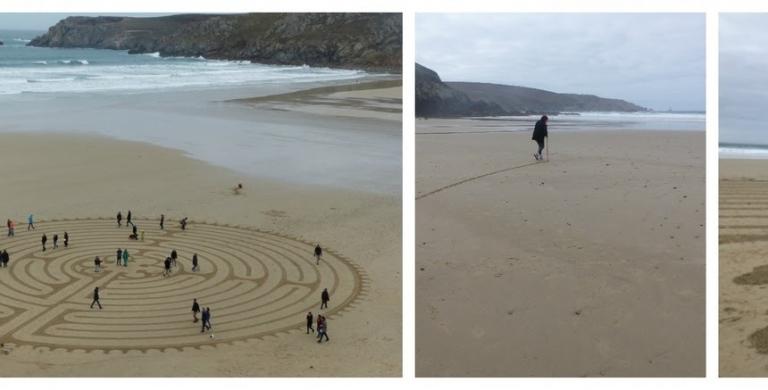 Mandala de sable